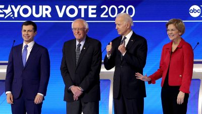 Democratic Debate Live Updates: Bloomberg Opposes Medicare for All