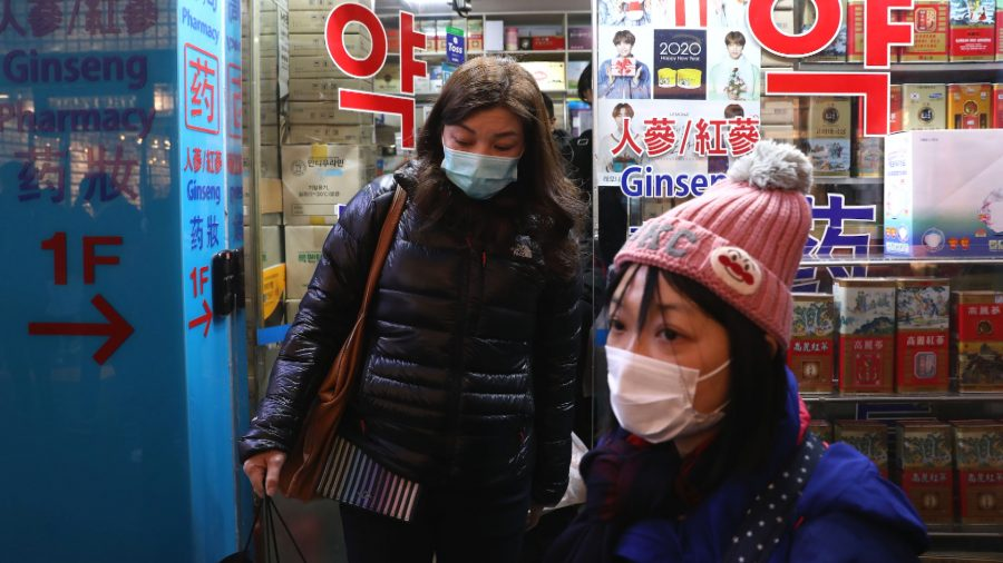 Over 830 People Test Positive for Coronavirus in South Korea, Including US Force Individual