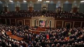 Division and Unity at State of the Union
