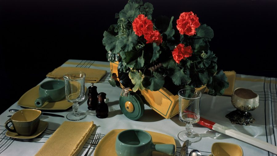 Cooking for Someone Special This Valentine's Day? Don't Forget the Tablecloth