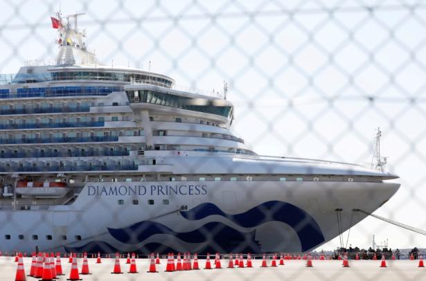 The-cruise-ship-Diamond-Princess