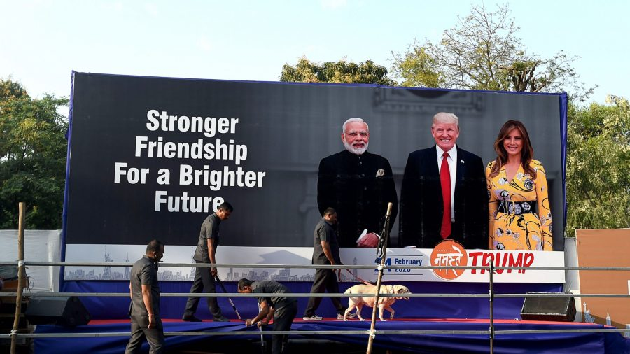 US, India to Display Strong Cultural, Strategic Cooperation During Trump's First India Visit