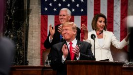 Trump to Chart a 'Vision of Relentless Optimism' in State of the Union Address