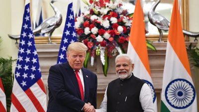 US–India Ties Strengthened as Trump Concludes Visit