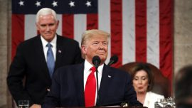 Live: Trump Delivers State of the Union Address