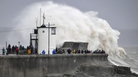 Red Flood Warning Issued for Wales as Storm Dennis Rips Across UK