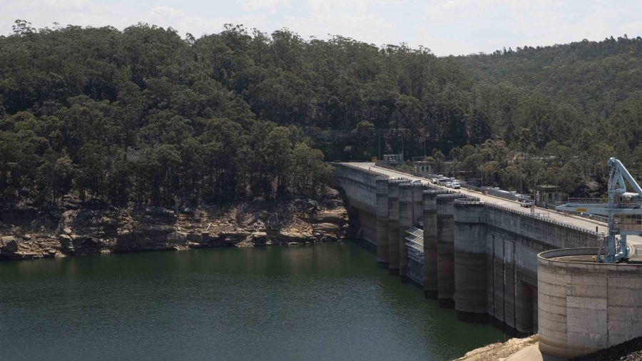 Parched Dams in Eastern NSW Filling With Rain
