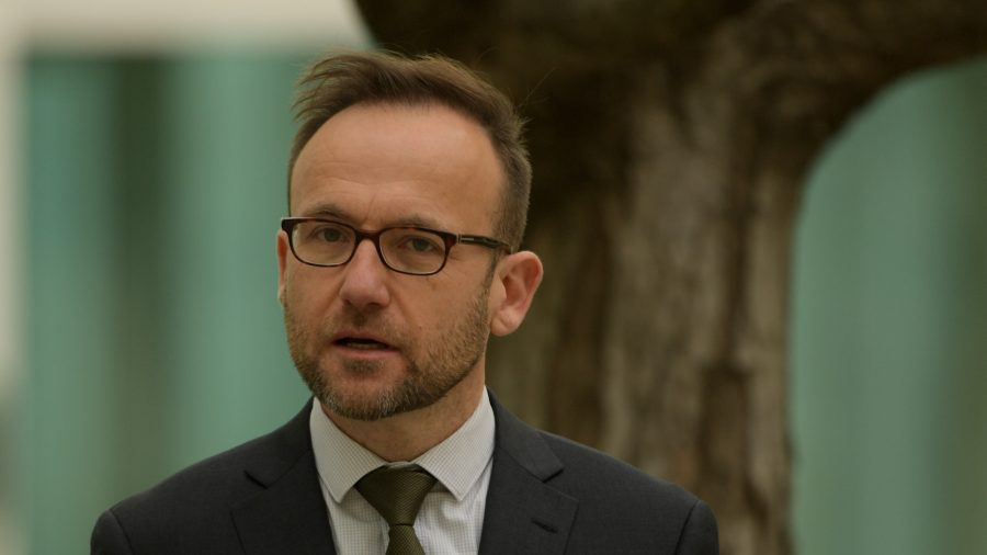 Adam Bandt Elected Leader of Australian Greens Party
