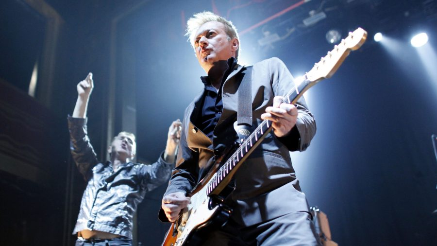 Andy Gill, Guitarist for Gang of Four Band, Has Died