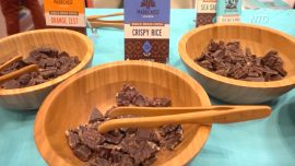 Chocolate Trends at Winter Fancy Food Show