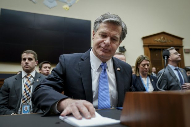 FBI's Wray Acknowledges Illegal Surveillance of Former Trump Campaign Aide Page