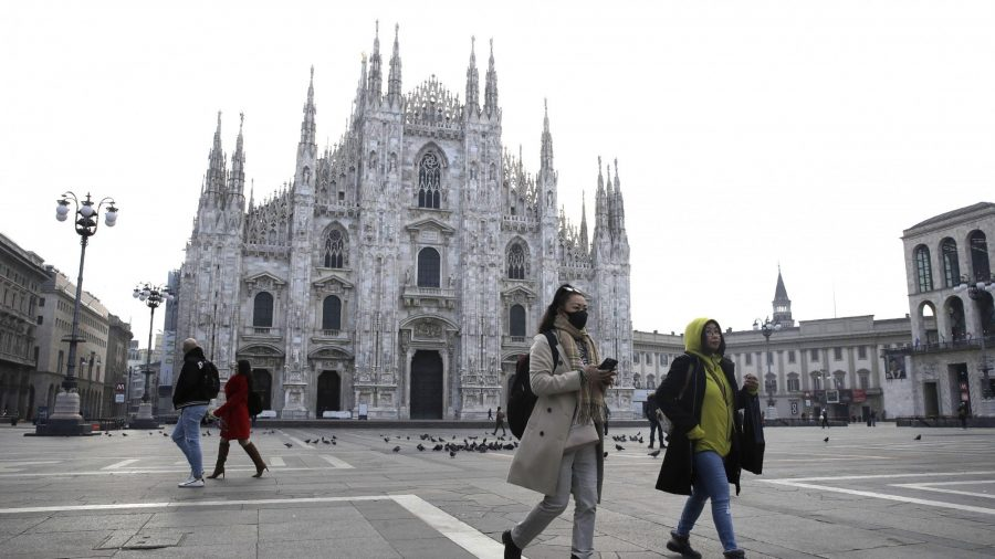 Second COVID-19 death sparks fears, lockdown in Italian towns