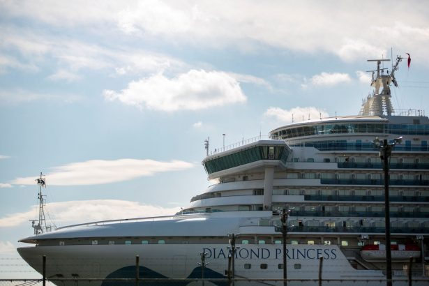diamond princess japan