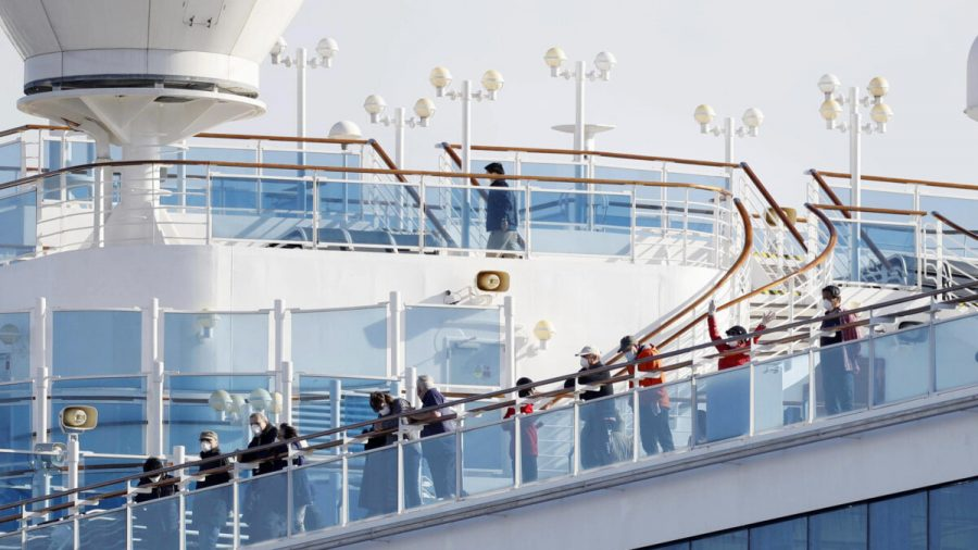 Australian Man Contracts COVID-19 on Cruise Ship Off Japan