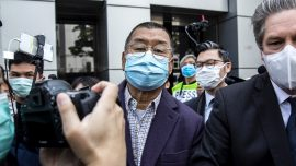 Hong Kong Media Mogul Jimmy Lai Arrested Under National Security Law
