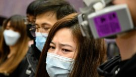 China Reduced Virus Control Causes Concern