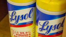 Claims Lysol and Clorox Products Can Kill the Novel Coronavirus Pending 'Definitive Scientific Confirmation'