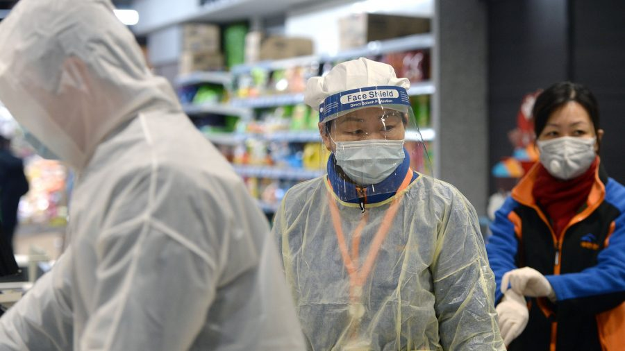 Beijing, Other Chinese Regions Declare 'State of War' Over Coronavirus Outbreak