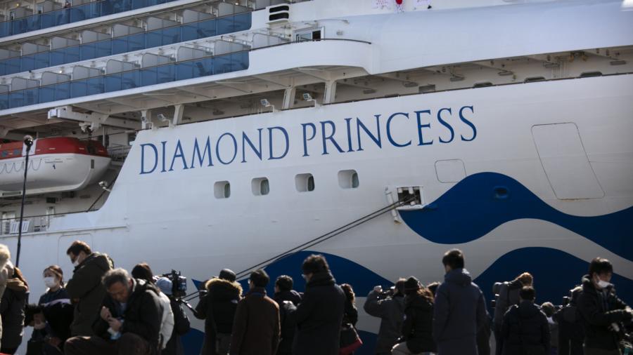 Japan's cruise ship quarantine enabling coronavirus, expert says