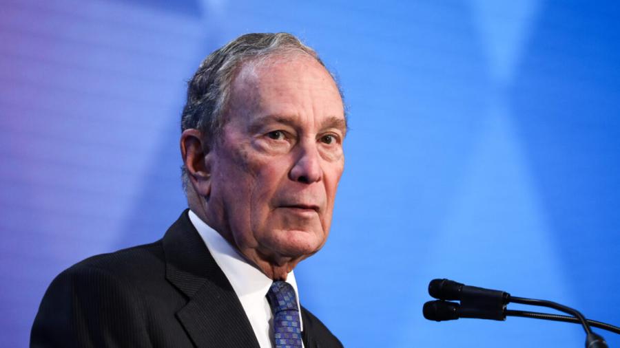 Florida AG Requests FBI Probe Into Bloomberg's $16 Million Felon Voter Donation