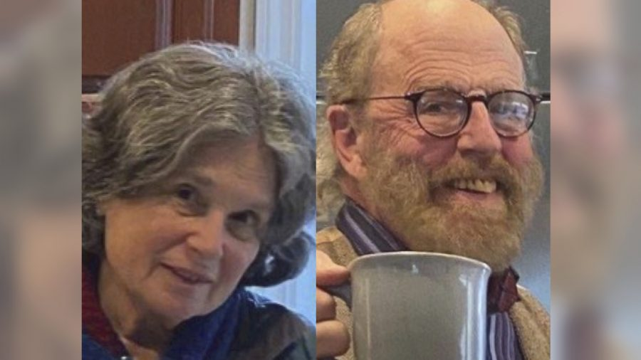 Rescue team finds missing elderly couple in Calif. forest