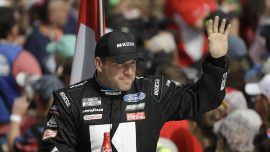 NASCAR Had Paramedic in Newman's Car 35 Seconds After Crash