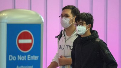 34 Coronavirus Cases Confirmed in the United States: CDC