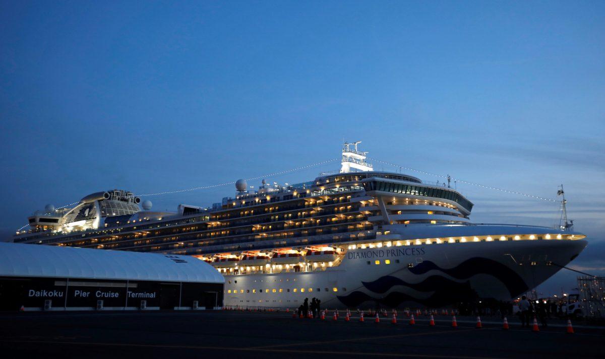 princess cruises coronavirus japan