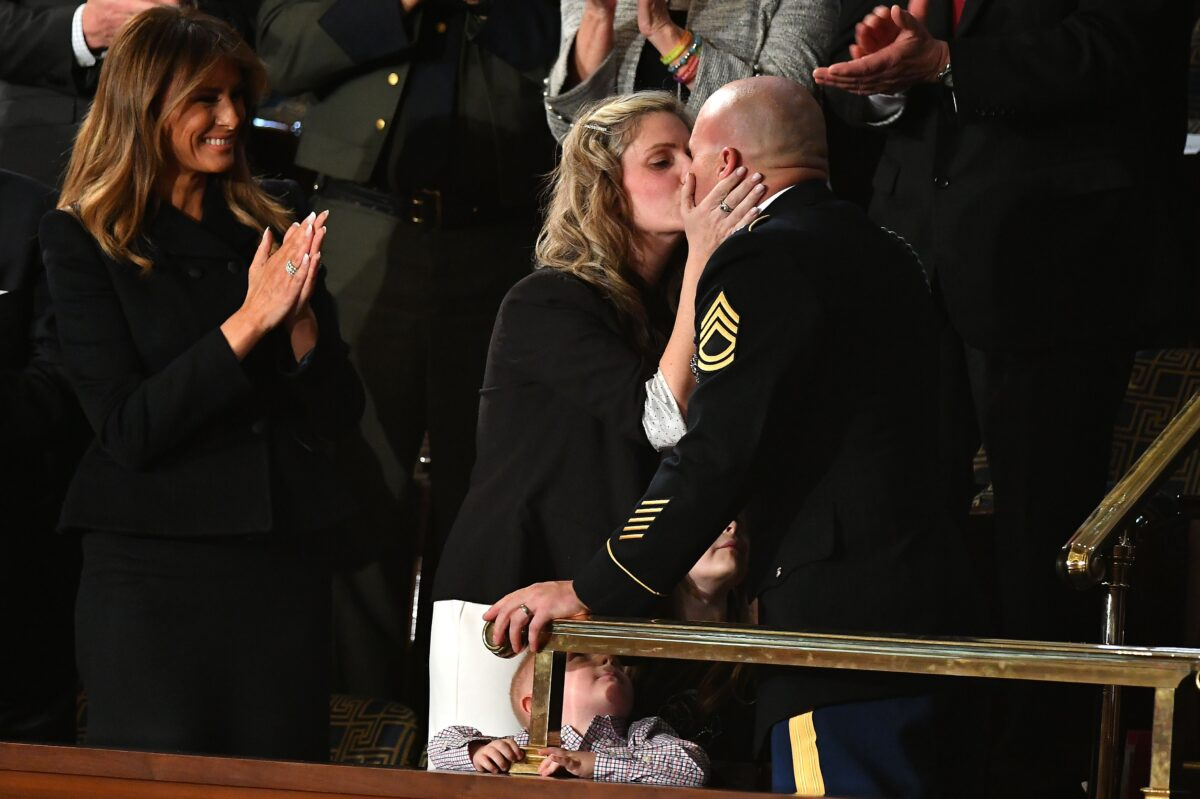 State of the Union, Sgt. Williams