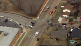 Vehicle Hits 6 Students at High Speed Near High School, 1 Killed, 3 Critically Injured