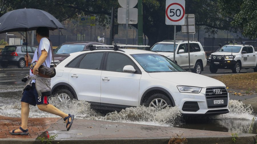 More Rain in NSW, Sydney Faces Floodwaters