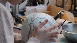 Entering the World of Globe-Making