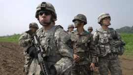 US, South Korea Postpone Military Exercises As Virus Cases Spike Close to 1,600