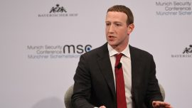 'Treat Us Like Something Between a Telco and a Newspaper,' Says Facebook's Zuckerberg
