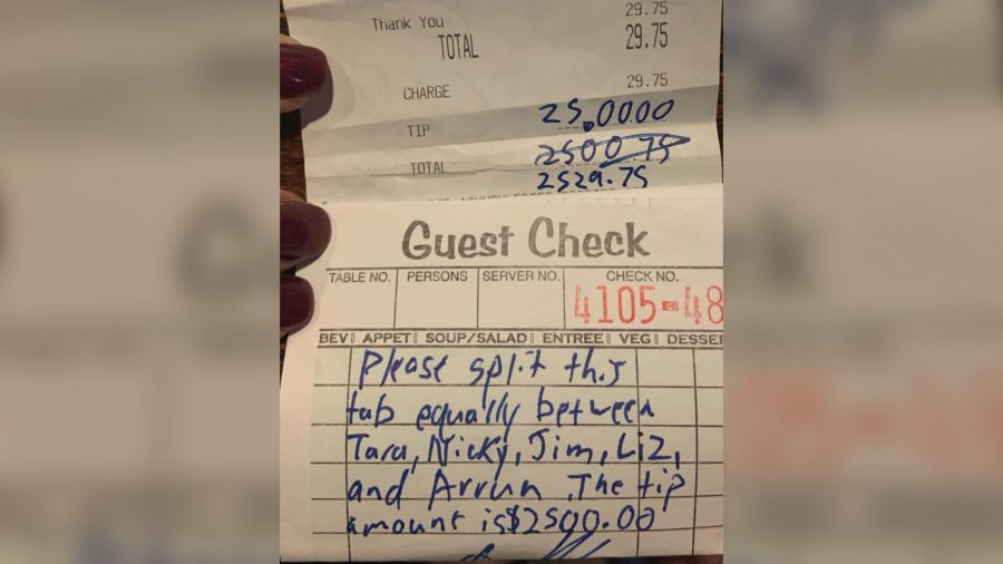 A Customer Left a $2,500 Tip to Support an Ohio Bar That Had to Close Because of Coronavirus