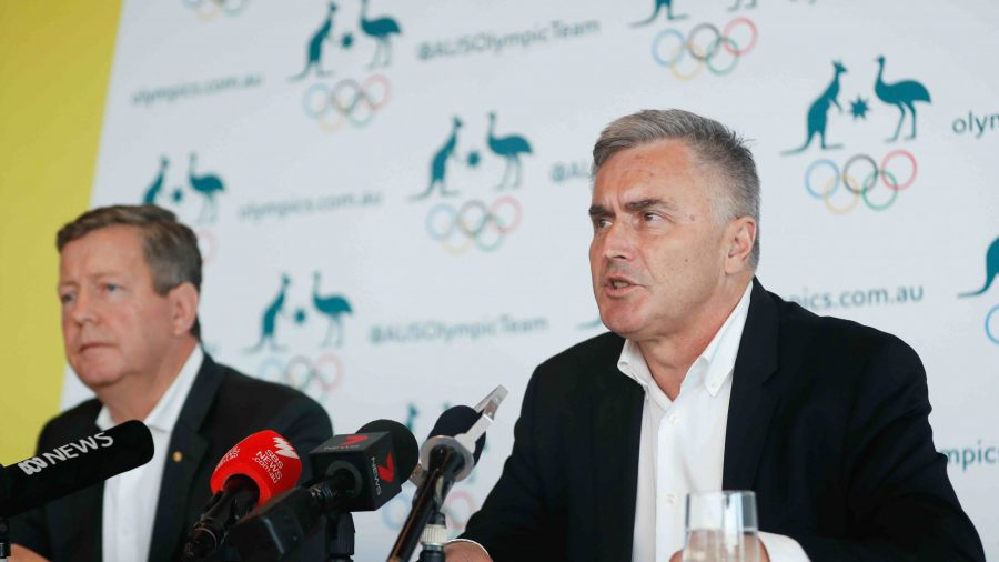 Australia Out of Tokyo Olympics in 2020