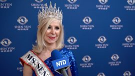 Ms. Senior USA: Shen Yun Is Perfection and Inspiring