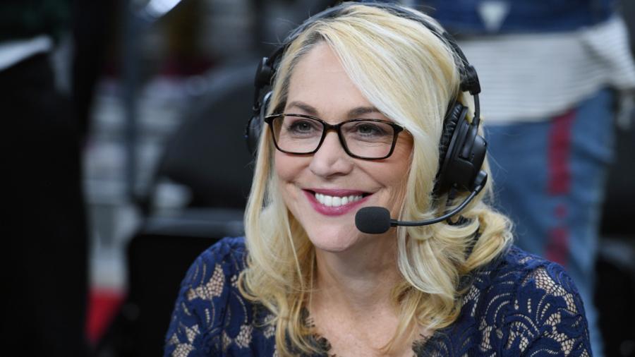 ESPN Reporter Doris Burke Gets CCP Virus