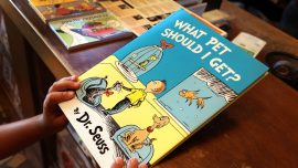 Dr. Seuss Celebration Encourages Kids To Read Through Rhymes