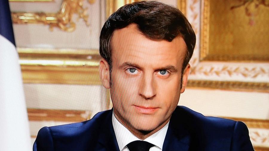 France Imposes 15-day Lockdown Over Coronavirus, Macron Announces