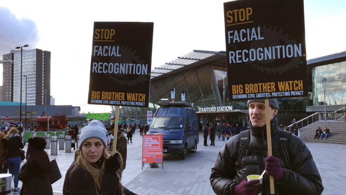 Raise awareness about facial recognition