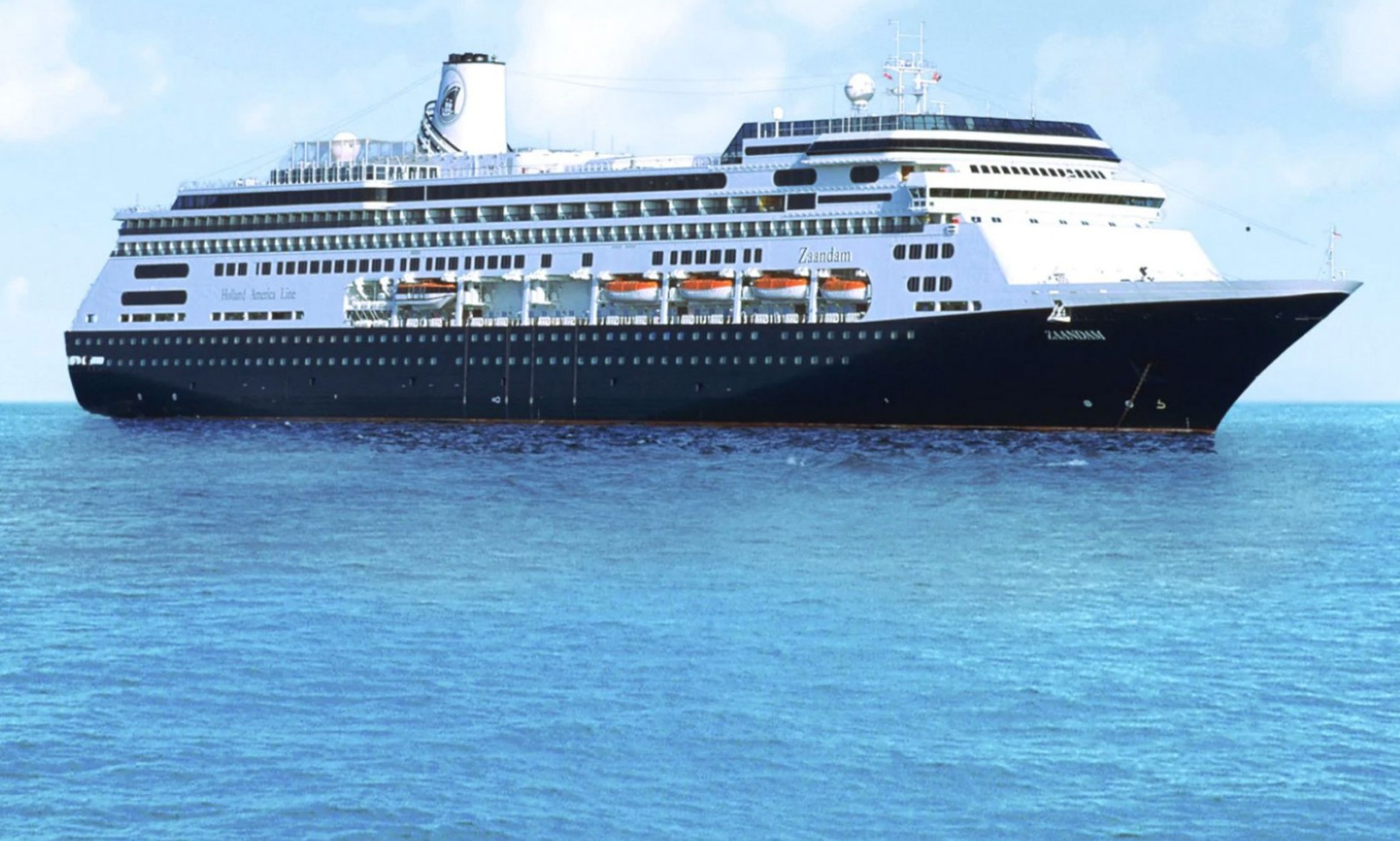 A Cruise Ship With 42 People Experiencing Flu-Like