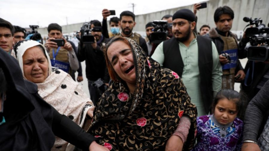 Gunmen in Afghanistan Kill 25 at Sikh Complex, ISIS Claims Responsibility