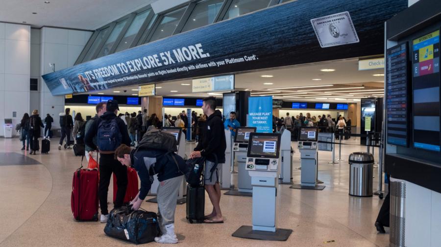 2 TSA Screeners at JFK and 1 at Newark Test Positive for CCP Virus