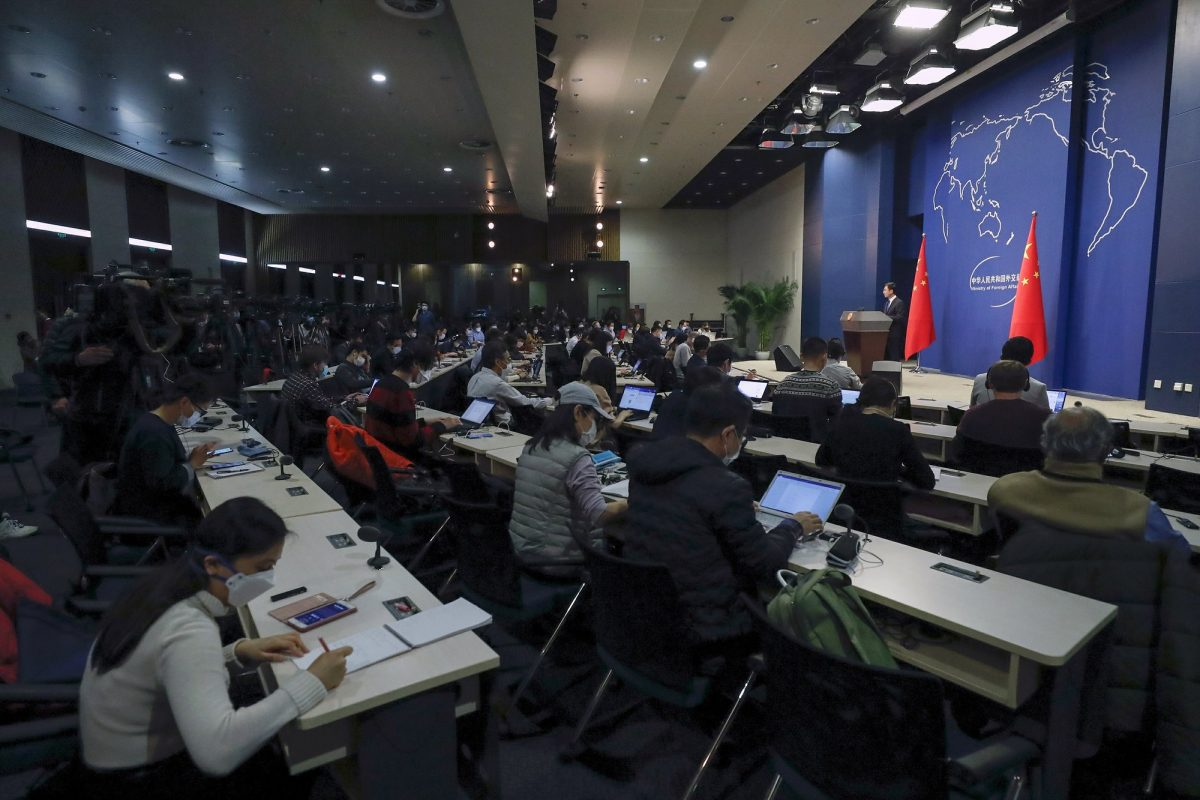 Journalists expelled from China
