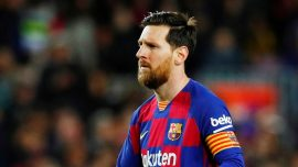 Lionel Messi and Barcelona Squad to Take 70% Pay Reduction During Pandemic
