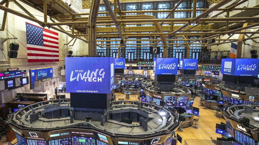 Dow Jones Surges 2,112 Points, Most Since 1933