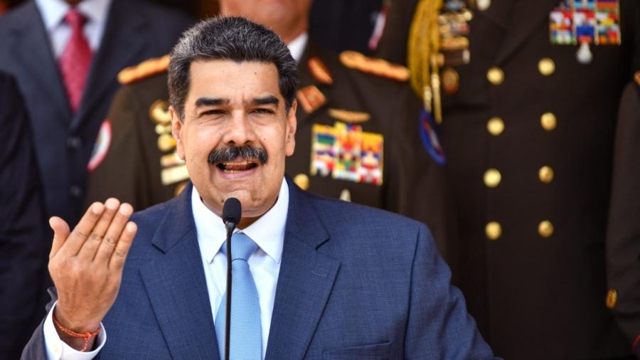 US Charges Venezuela's Nicolas Maduro With Narco-Terrorism, Drug-Trafficking