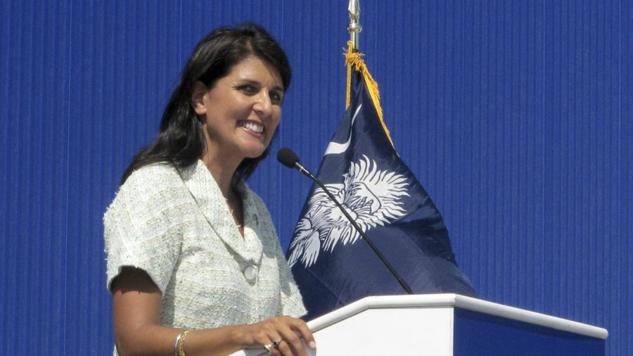 Nikki Haley Resigns From Boeing Board Over Airlines Bailout