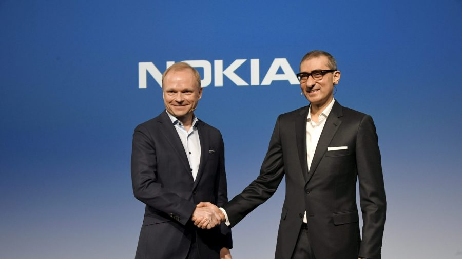 Nokia Replaces CEO With Fortum Boss Lundmark to Revive 5G Business